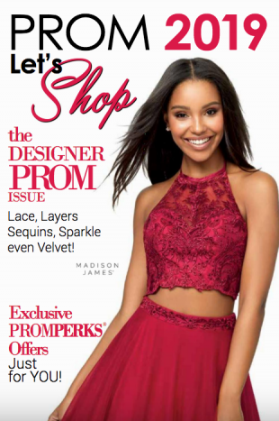 Prom 2019 The Designer Prom Issue Madison James