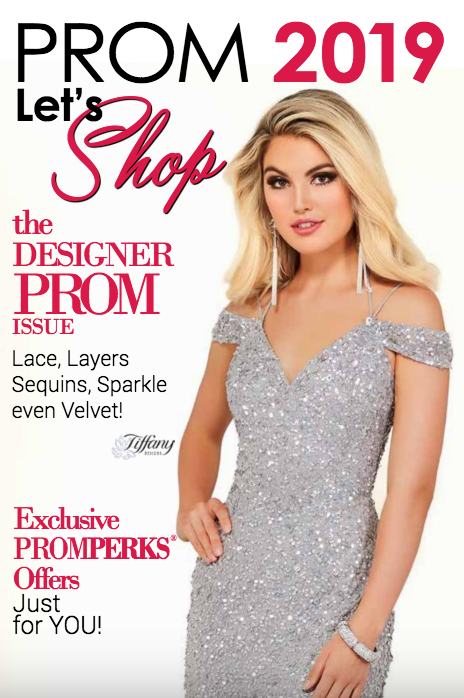 Prom 2019 The Designer Prom Issue Rachel Allan