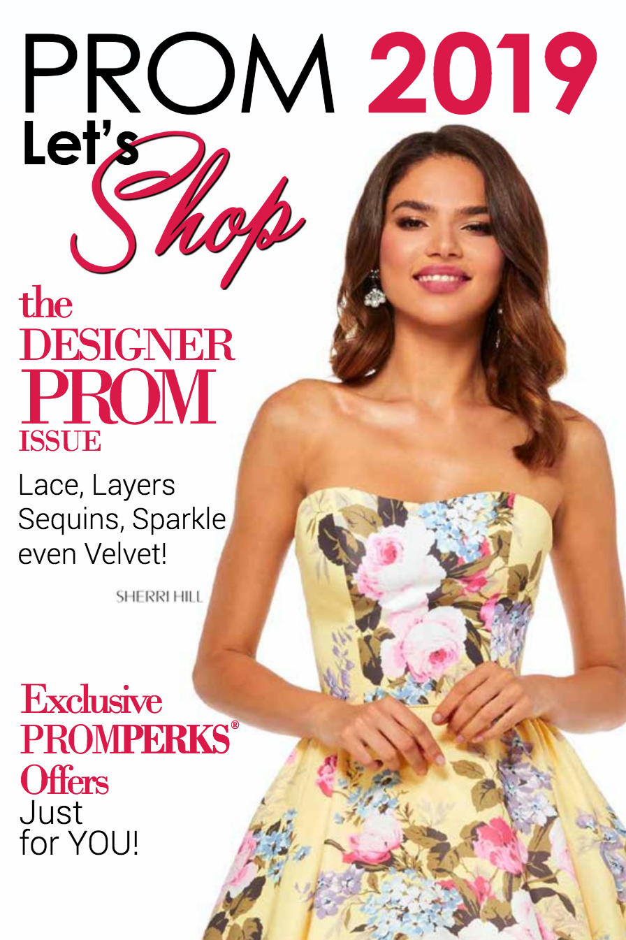 Prom 2019 The Designer Prom Issue Sherri Hill