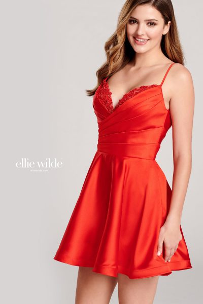 Ellie Wilde EW22014S Sleeveless Prom Dresses