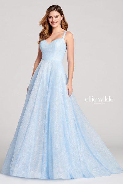 Ellie Wilde EW22042 Sleeveless Prom Dresses