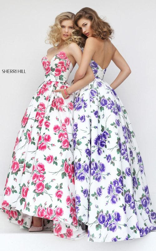 Sherri Hill 50482 Double
