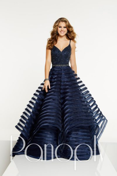Panoply 14904 is available in Navy, Red and in sizes 0-30.