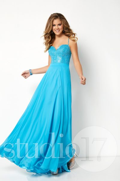 Studio 17 12659 is available in Silver, Turquoise, Yellow and in sizes 0-30.