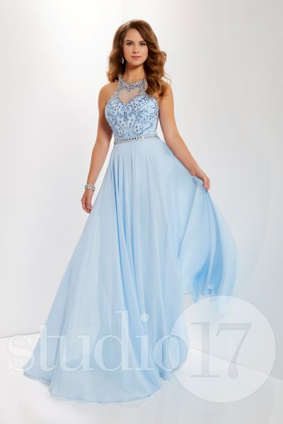 Studio 17 12664 is available in Latte, Powder Blue and in sizes 0-30.