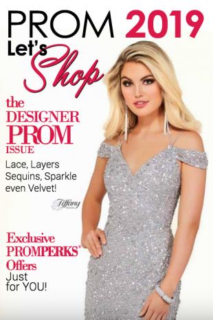 Prom 2019 The Designer Prom Issue Rachel Allan